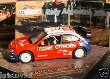 CITROEN XSARA WRC RALLYE ARGENTINA 2004 VITESSE 43210 1/43 CARLOS SAINZ MARTI