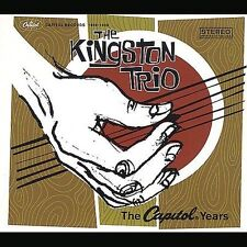 THE KINGSTON TRIO - THE CAPITOL YEARS - 4 CDS - NEAR MINT CONDITION
