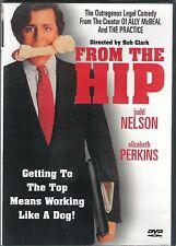 FROM THE HIP-John Hurt, Elizabeth Perkins, Judd Nelson is brash renegade lawyer