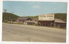 Renfro Valley Country Store, Kentucky Vintage 1956 KY Postcard