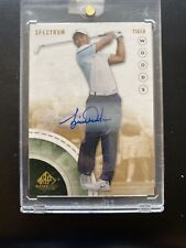 Tiger Woods Autograph Spectrum 2013 SP Game Used Edition 9/10 Card PSA 10?