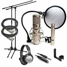 CAD GXL3000SP Condenser Microphone Studio Pack STUDIO ESSENTIALS BUNDLE