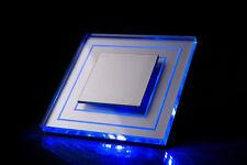 LED Wand Treppenbeleuchtung ROMA 1,8W 230V AC BLAU MOD-02/TR/B/AL/230V