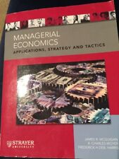 Managerial Economics Application, Strategy And Tactics 9781285138831