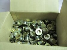 20 Stück Verschlußschraube CH94633 Ø35,5mm Gewinde 26mm Stahl Verzinkt NEU #2984