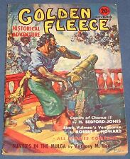 Golden Fleece  V1 #2  Nov 1938  Pulp Magazine  Robert E. Howard