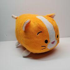 """Bun Bun Stacking Plush Kit Kit Cat Suffed Animal Plush 11"""" Orange Kitty Cat"""