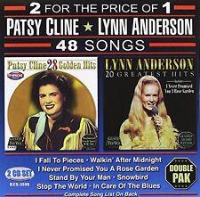 Patsy Cline - 48 Songs [New CD]