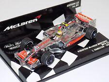 1/43 Minichamps F1 Formula 1  McLaren Mercedes 2006 Vodafone MP 4-22  L.Hamilton
