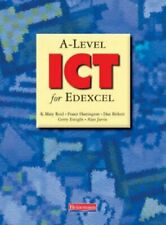 A Level ICT for Edexcel by Jarvis, Mr Alan Paperback Book The Cheap Fast Free
