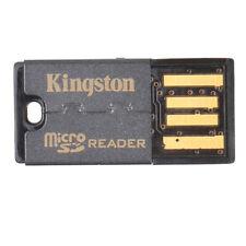 Kingston Portable USB 2.0 Card Reader Adapter for Micro SD Micro SDHC Micro A0N8