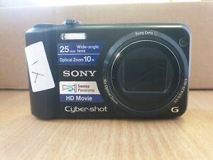 Sony Camera Cybershot DSC-H70 Black 16.1MP - Black (Y1)