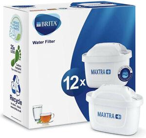 12 Brita MAXTRA+ PLUS Filterkartuschen Original 4006387075323