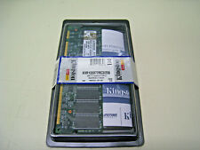 New Kingston 256MB PC133 Registered ECC DIMM Ram Memory Module KVR133X72RC3/256
