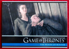 GAME OF THRONES - Season 6 - Card #29 - THE WINDS OF WINTER B - Rittenhouse 2017