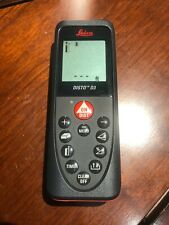 Leica D3 Disto - Laser Distance Meter - Tilt Measurement - Multifunction
