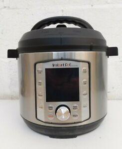 Instant Pot Duo Evo Plus 60 10-in-1 5.7L Electric Pressure Cooker