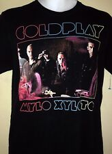 COLDPLAY MYLO XYLOTO LIVE 2012 MEDIUM T- SHIRT  OUT OF PRINT ROCK CHRIS MARTIN