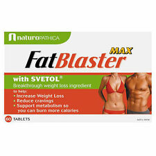 NATUROPATHICA FATBLASTER Max Fat Blaster With Svetol for Weight Loss 60 Tabs7