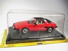 **FIAT X 1/9 Five Speed 1979 Fabbri 1/24.**