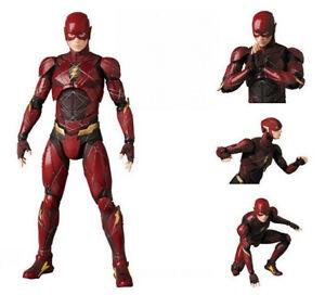 Anime Manga The Flash Justice League Mafex 058 Figuren Figur Spielzeug Figure