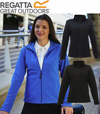 Regatta Ladies Womens Micro Full Zip Fleece Top Jacket