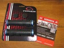 Poignées et guidolines de vélo noir pour Vélo BMX
