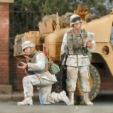 US Infantry Iraq 2004 N35207 1/35 scale resin model figures