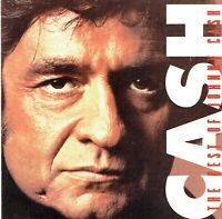 (CD) The Best Of Johnny Cash - Ring Of Fire, I Walk The Line, Jackson, Bonanza