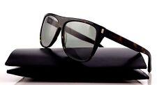 RARE NEW Authentic YSL YVES SAINT LAURENT Dark Havana Sunglasses SL 1 0865 L