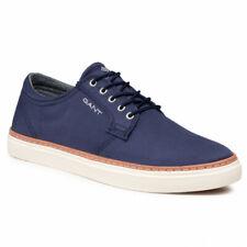 GANT Prepville Herren Sneaker Turnschuhe Freizeit Schuhe Blau 22638666-G69