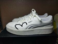 Puma x Rhianna Fenty Creeper White Size 13