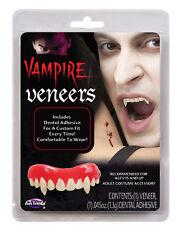 Vampire Fangs False Teeth Dental Veneer Horror Costume Makeup Accessory
