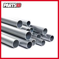 L/änge 300mm 30cm auf Zuschnitt Aluminium Rundrohr AlMgSi05 /Ø 10x1,5mm