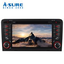 Autoradio Multimedia DVD GPS Navi SWC LED für Audi A3 S3 RS3 8P 8PA DAB+