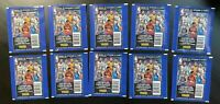 2020-21 Panini NBA Sticker and Card Collection Lot Of 10 Packs new sealed