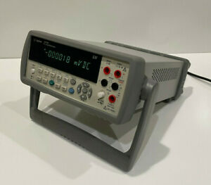 Agilent / HP 34410A 6.5 Digit Digital Multimeter, Tested, No Reserve!