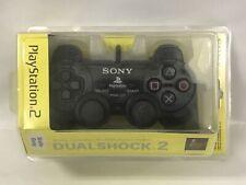 Playstation 2 PS2 (Slate Gray) Dualshock 2 New In Box - Rare OEM Original