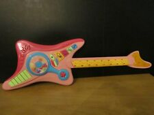 "27"" Pink Electronic Toy Guitar--Multifunction Buttons to play Several tunes"
