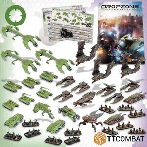 Dropzone Commander BNIB 2-Player Starter Box TTDZX-ACC-001