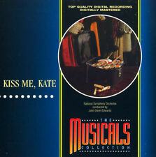 ♥  KISS ME KATE Musicals Collection Original © DeAgostini NEW Top Quality DDD CD