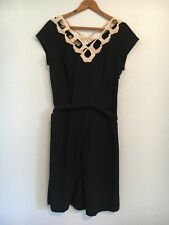 Black Cocktail Sheath Dress Size 9, Libertine for Target