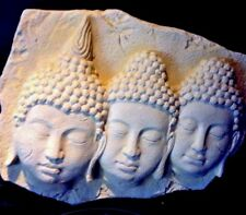 Latex Mould for making this beautiful Buddha Plaque