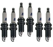 Set Of 6 Spark Plugs AcDelco For VW Passat Saab 9000 M3 BMW 530i 325i 323Ci 6CYL
