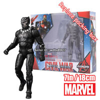 """Black Panther Marvel Avengers Legends Comic Heroes 7"""" Action Figure Toy In Stock"""