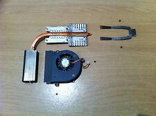 Toshiba Equium L300-17Q PSLB2E Heatsink V000120610 Fan V000120460 w/ Screws
