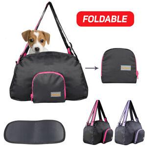 CueCuePet Foldable Pet Carrier Small Dog Cat Comfort Travel Shoulder Bag Handbag