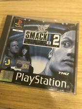 WWF SmackDown 2: Know Your Role (Sony PlayStation 1, 2001)
