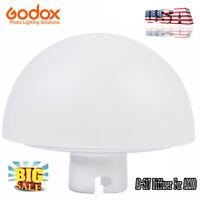 For Godox AD200 Flash Accessory AD-S17 Wide Angle Soft Focus Shade Dome Diffuser