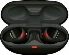 Sony Wf-Sp800N True Wireless Noise-Cancelling In-Ear Headphones - Black #52